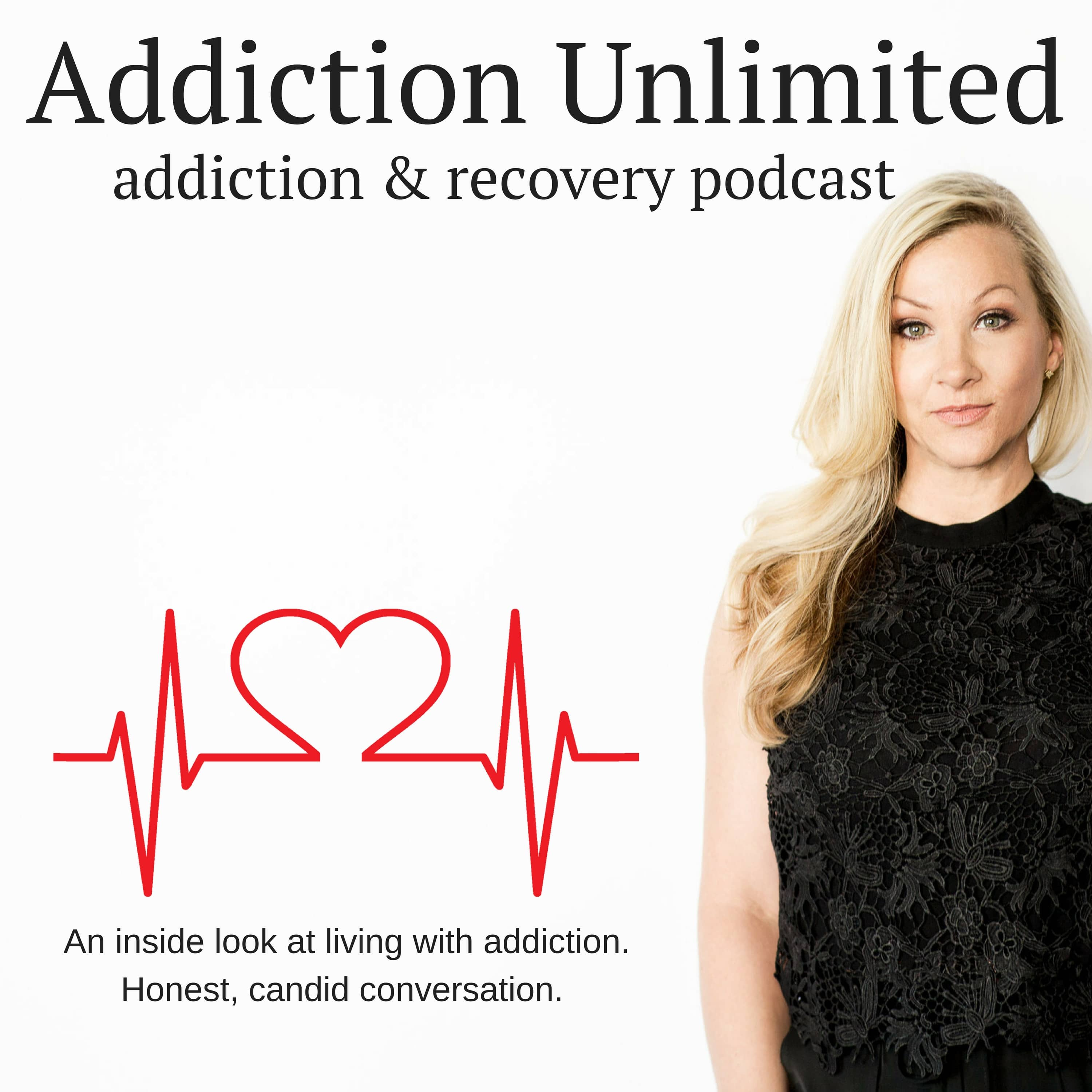 Tricia Lewis from Recovery Happy Hour Podcast