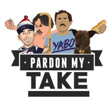 A new story from Pardon My Take