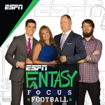 Mitchell Trubisky, Vikings And Kirk discussed on Fantasy Focus Football