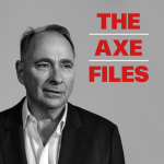 """Fresh update on """"investigative reporter"""" discussed on The Axe Files with David Axelrod"""