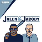 """Fresh update on """"james harden"""" discussed on Jalen and Jacoby"""