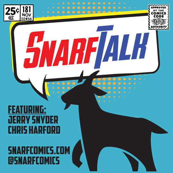 """Fresh update on """"jurassic park"""" discussed on Snarf Talk"""