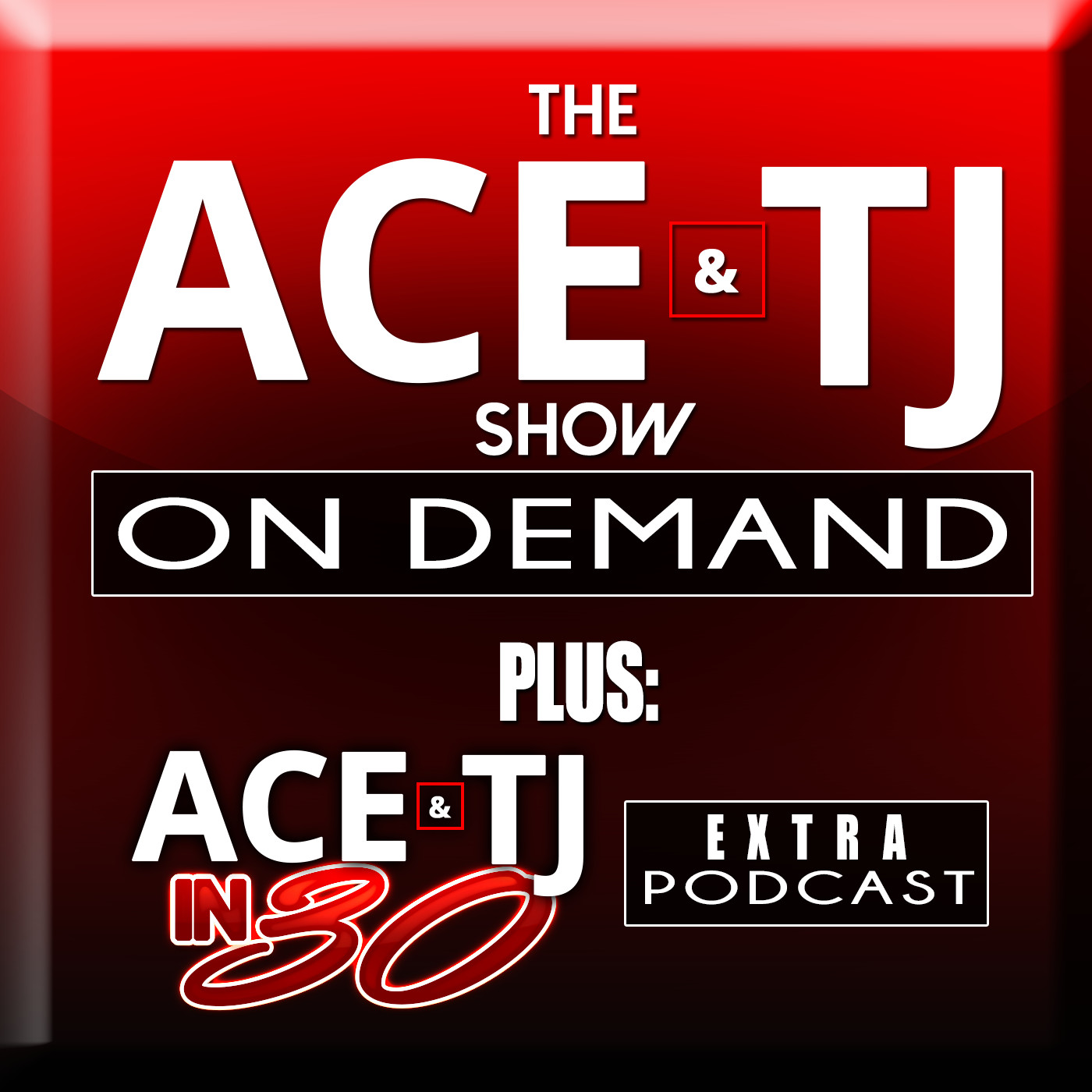 """Fresh update on """"ace"""" discussed on Ace and TJ"""