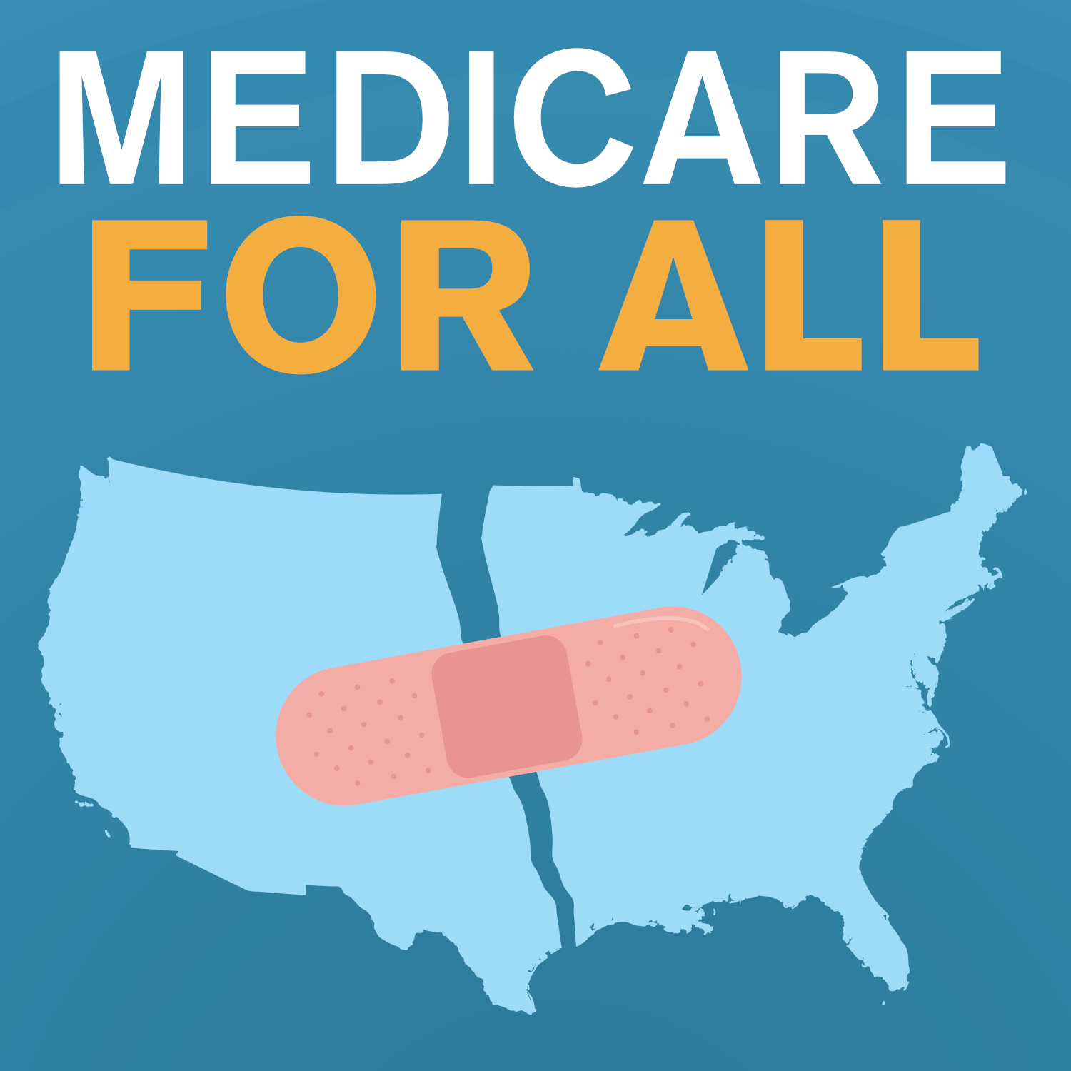 Progressives propose Medicare for the Uninsured
