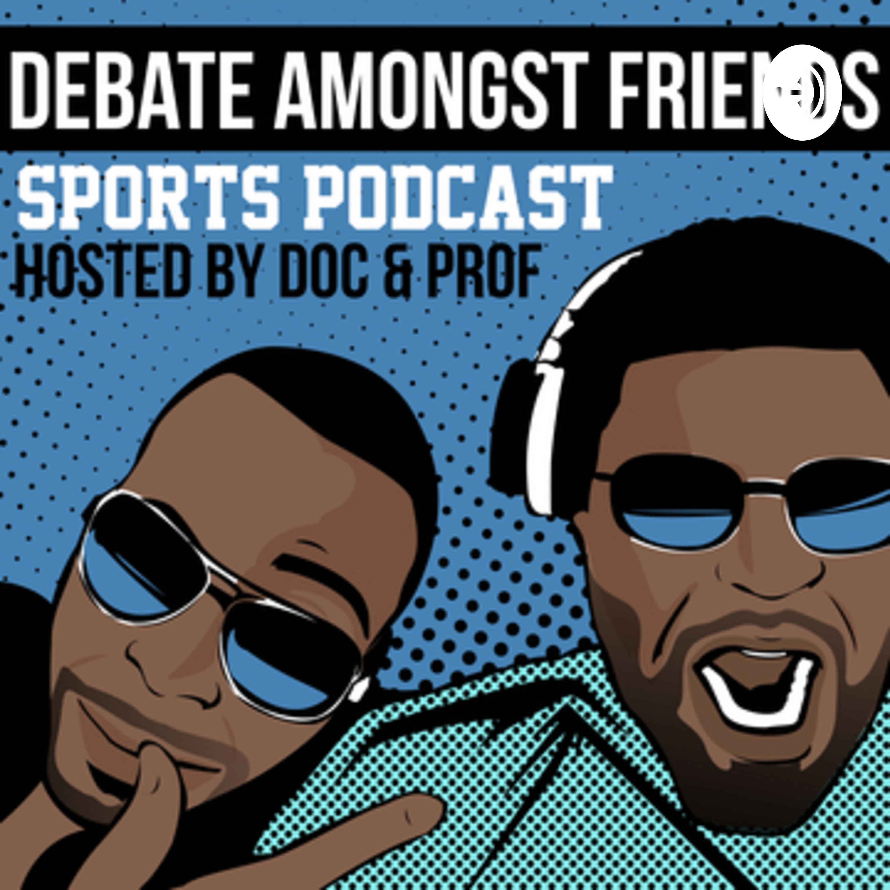 """Fresh update on """"cam newton"""" discussed on Debate Amongst Friends With Doc & Prof"""