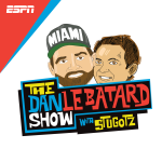 """Fresh update on """"zion"""" discussed on The Dan Le Batard Show with Stugotz"""