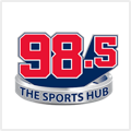 Baltimore, Gillette Stadium New England and Nhl discussed on Andy Gresh