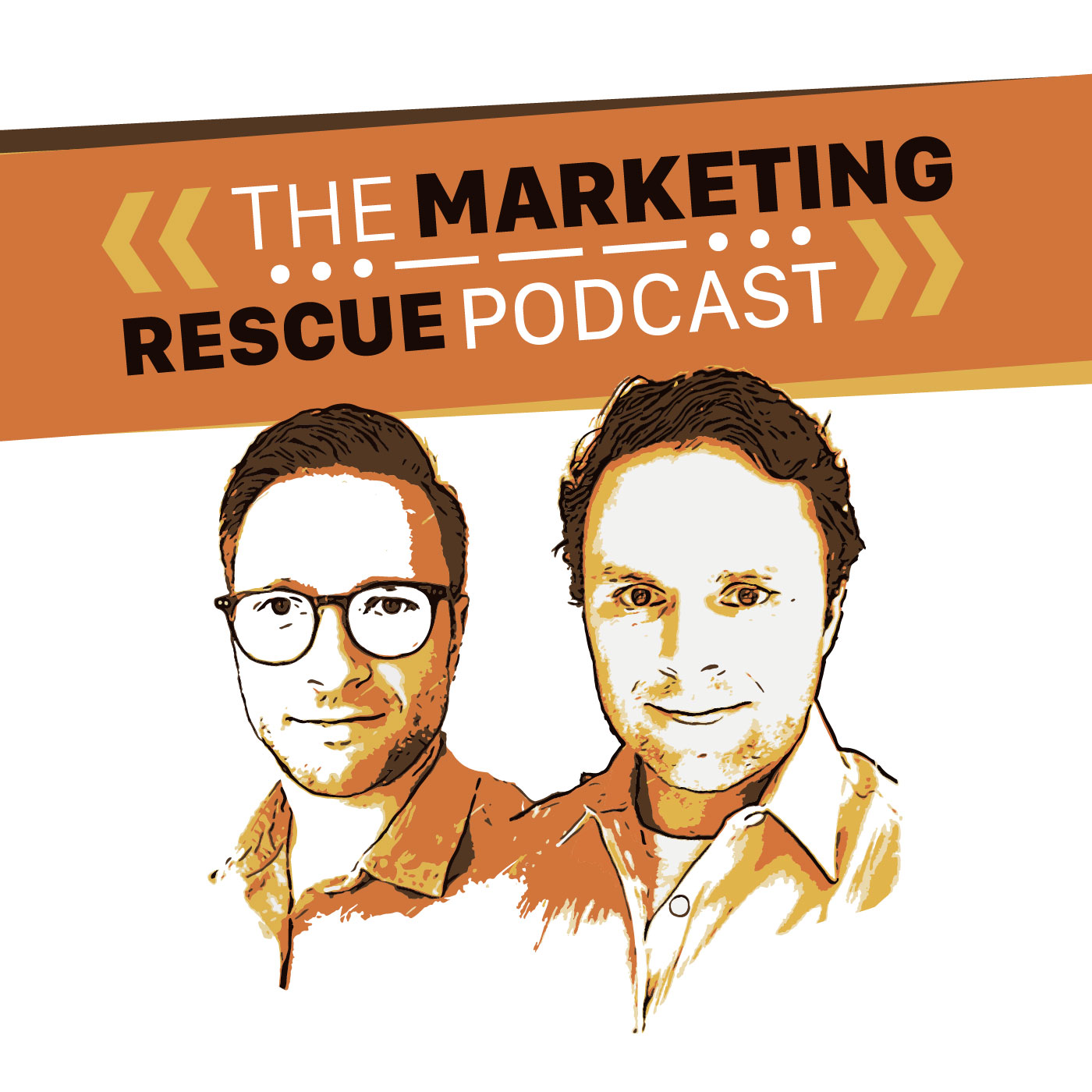 "Fresh update on ""cfo"" discussed on The Marketing Rescue Podcast"