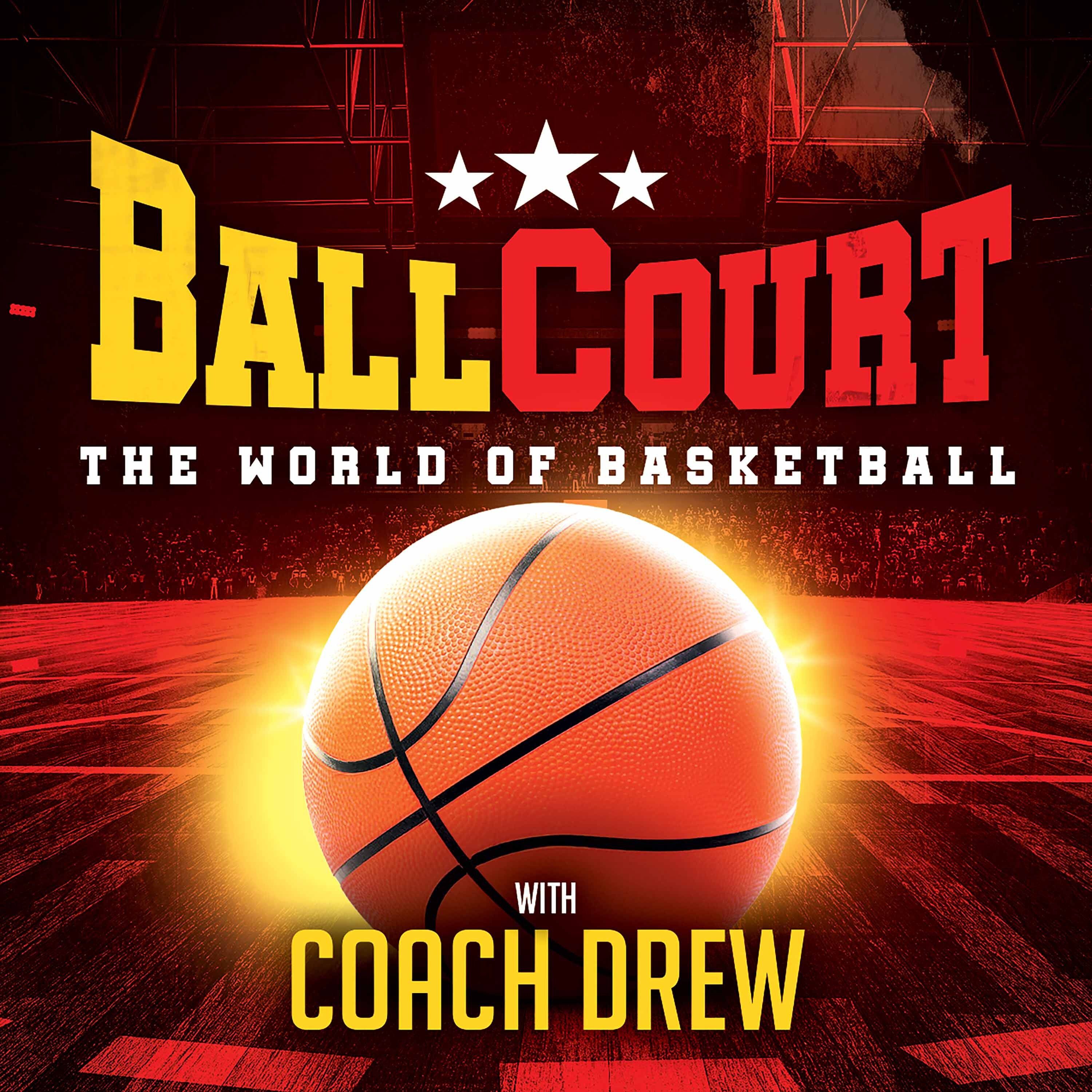 "Fresh update on ""brooklyn nets"" discussed on BallCourt - The World of Basketball with Coach Drew"