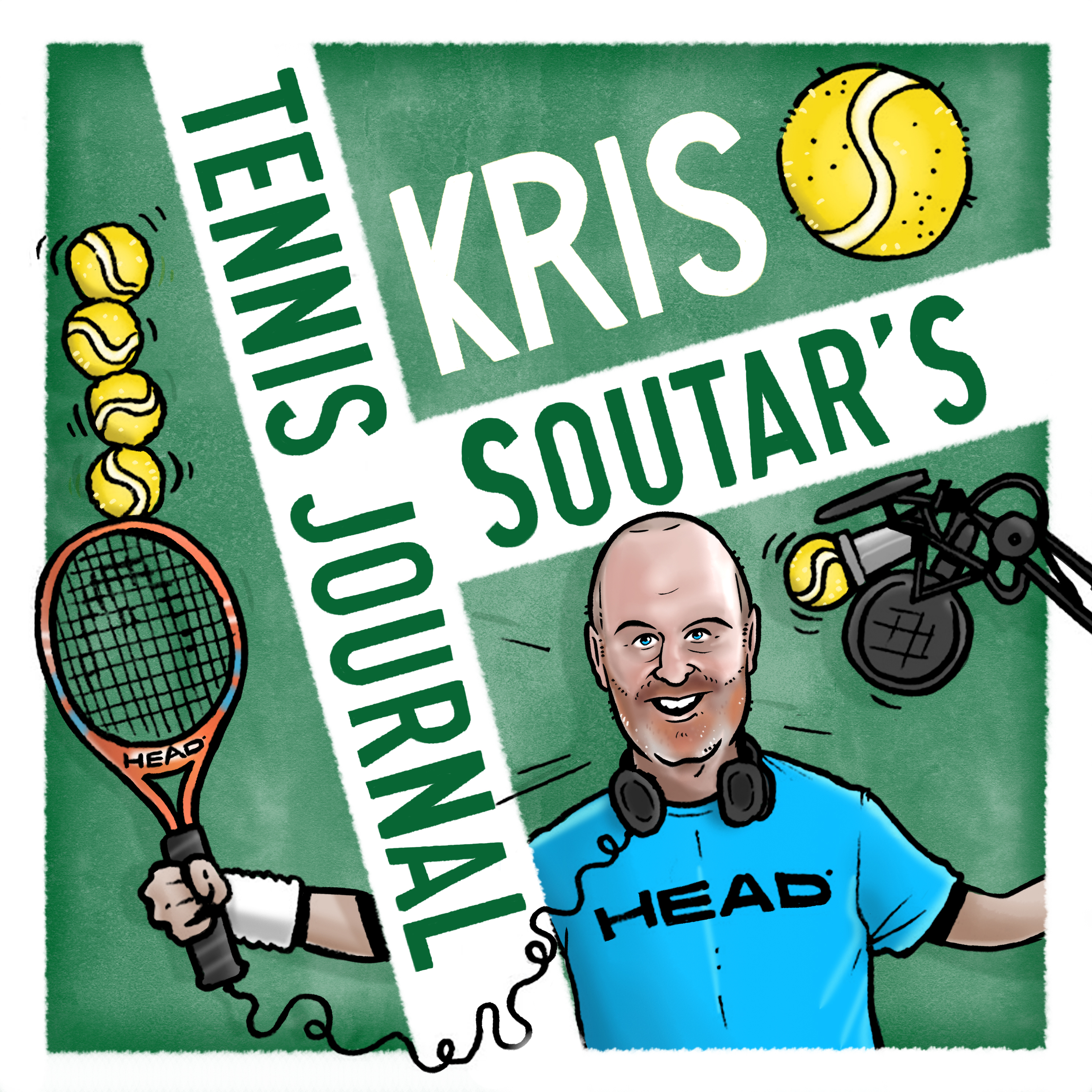 """Fresh update on """"tennessee"""" discussed on Kris Soutar's Tennis Journal"""