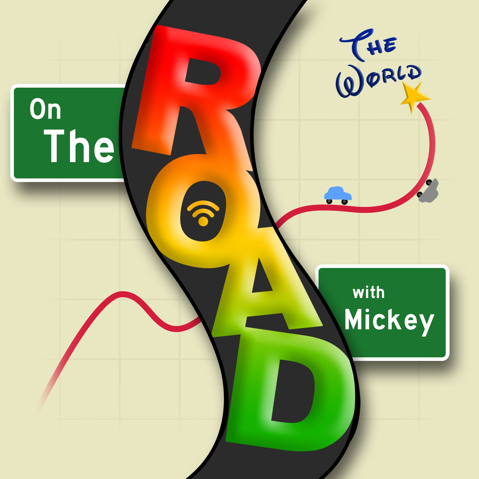 """Fresh update on """"dino"""" discussed on On the Road with Mickey"""