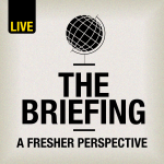 Theresa May, Therese Gus And Ireland discussed on Monocle 24: The Briefing