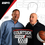 Courtside with Seth Greenberg