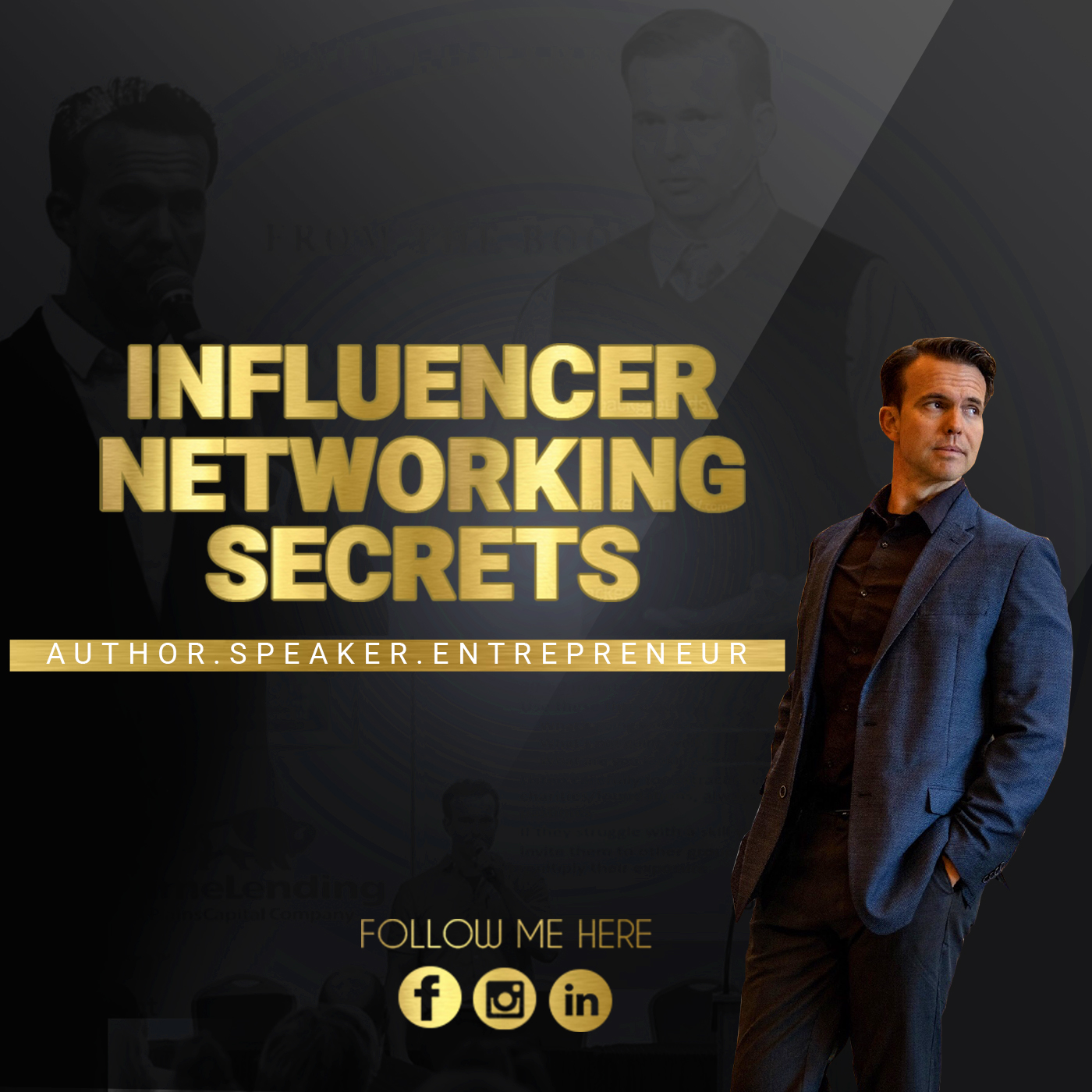 Influencer Networking Secrets Podcast