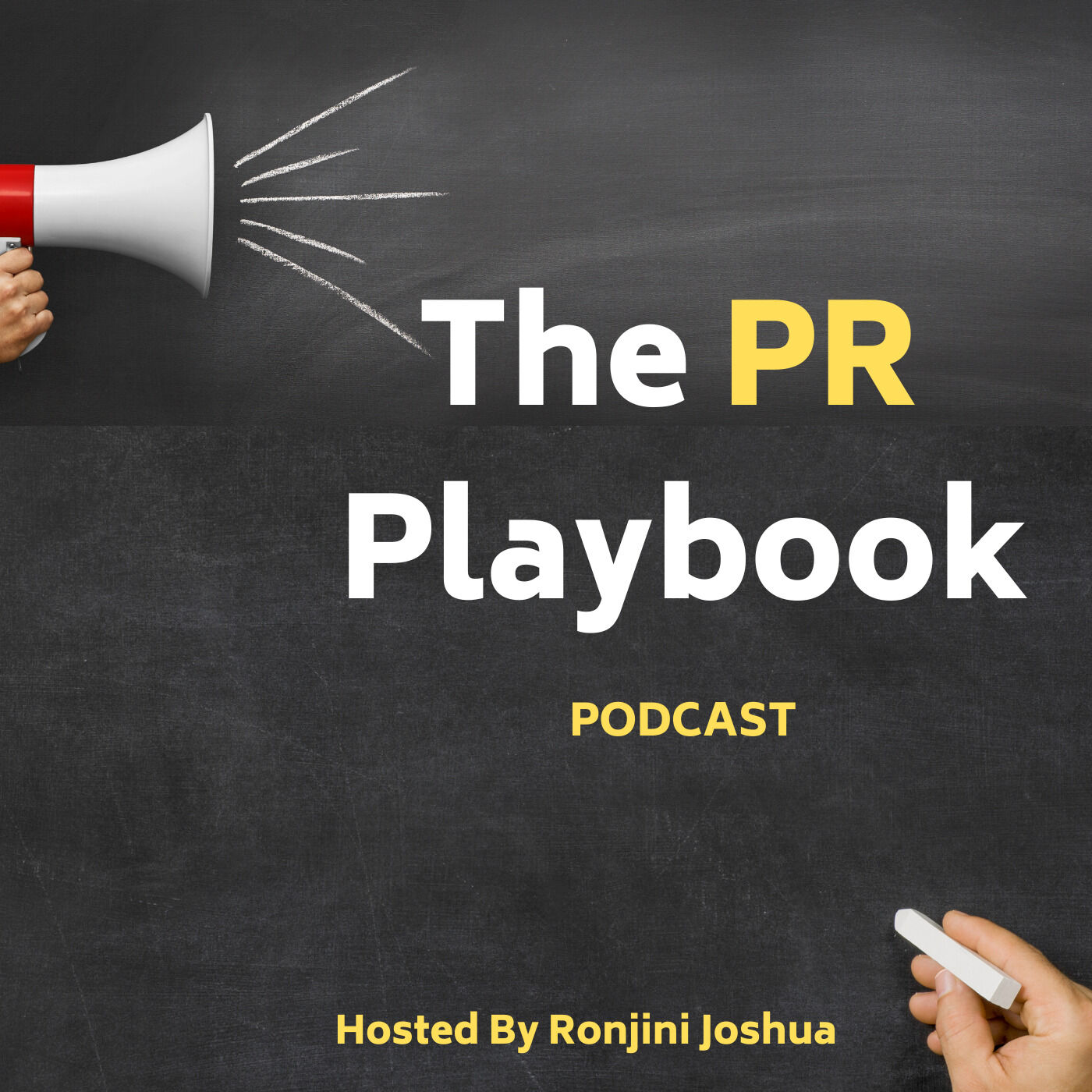 The PR Playbook Podcast