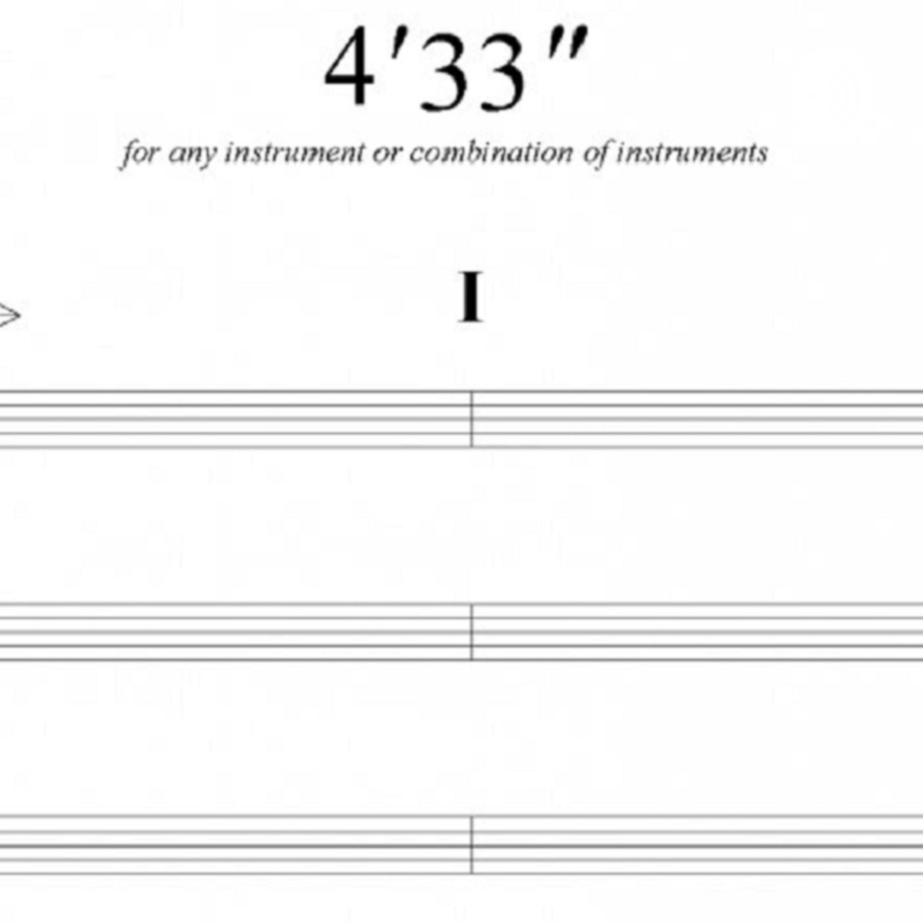 The Great John Cage Project - in Lockdown