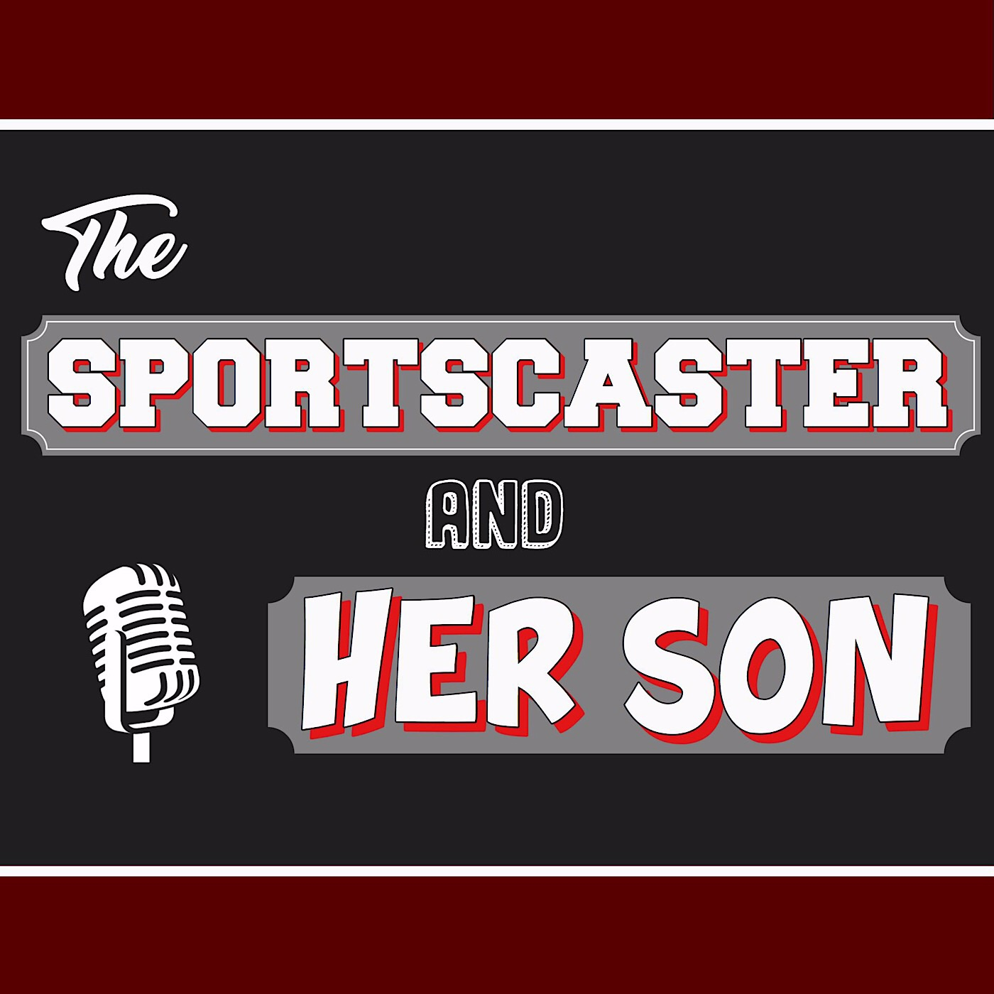 The Sportscaster and Her Son