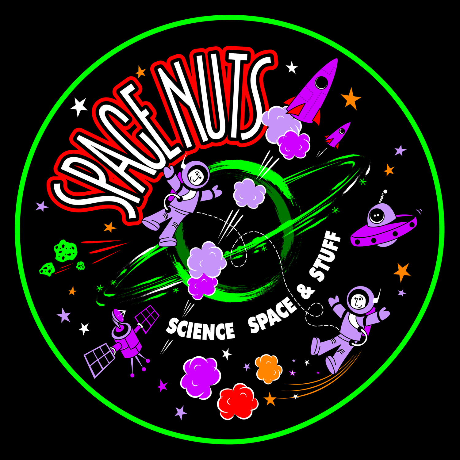 Space Nuts | Astronomy, Space and Science News