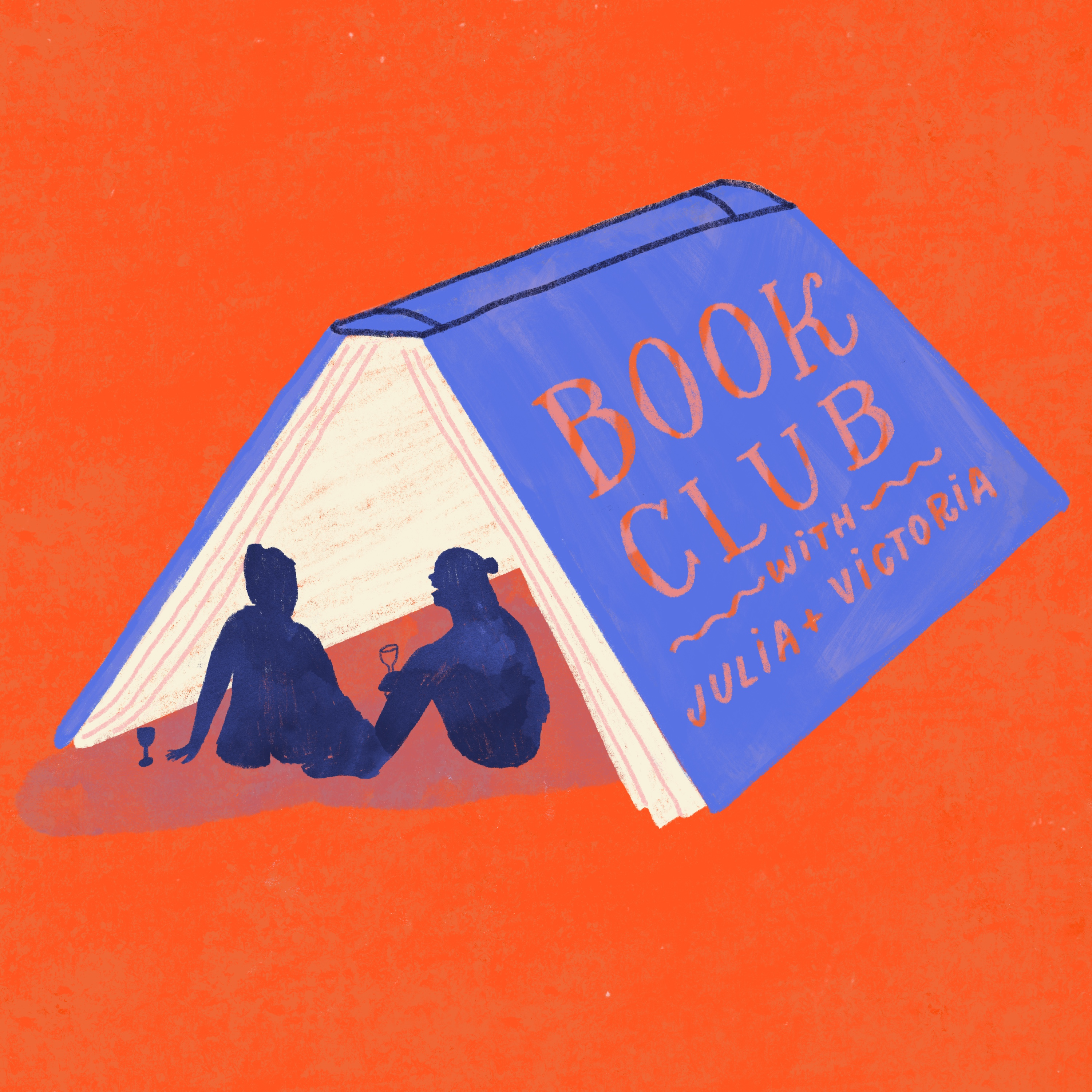 Book Club with Julia and Victoria