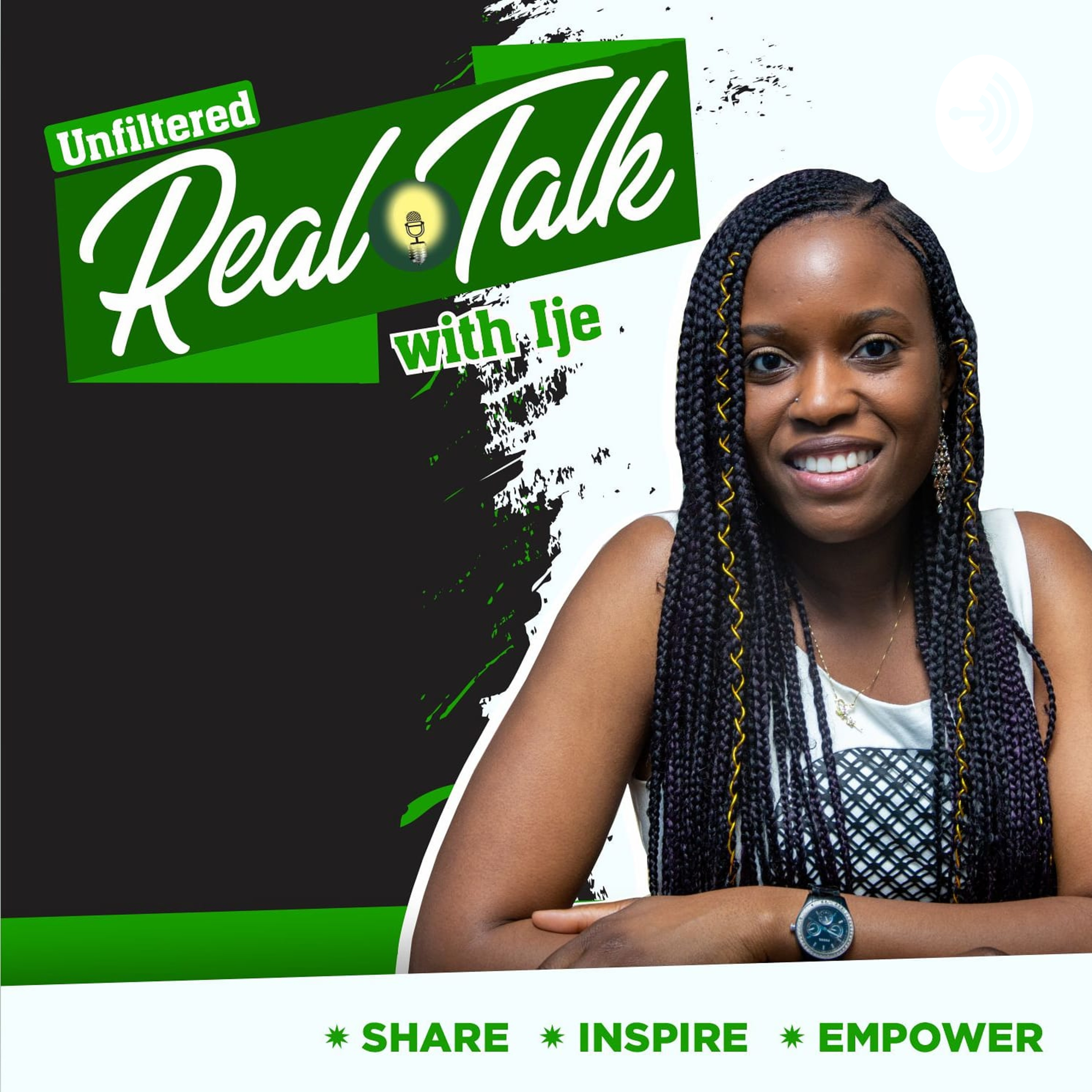 The Unfiltered Real Talk Podcast