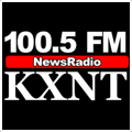 KXNT NewsRadio 840 AM