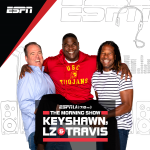 "Mornings with Keyshawn, LZ and Travis (HR 3) Kenny ""the Jet"" Smith joins the show!"