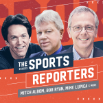 The Sports Reporters - Episode 361 - Taking a Step Back from the Tiger Woods Car Accident