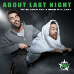ABOUT LAST NIGHT #519: BRAD WILLIAMS