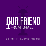 Episode 25: Mishy Harman, host of the popular 'Israel Story' podcast