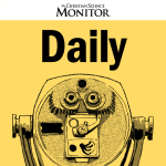 Wednesday, October 14, 2020 - The Christian Science Monitor Daily
