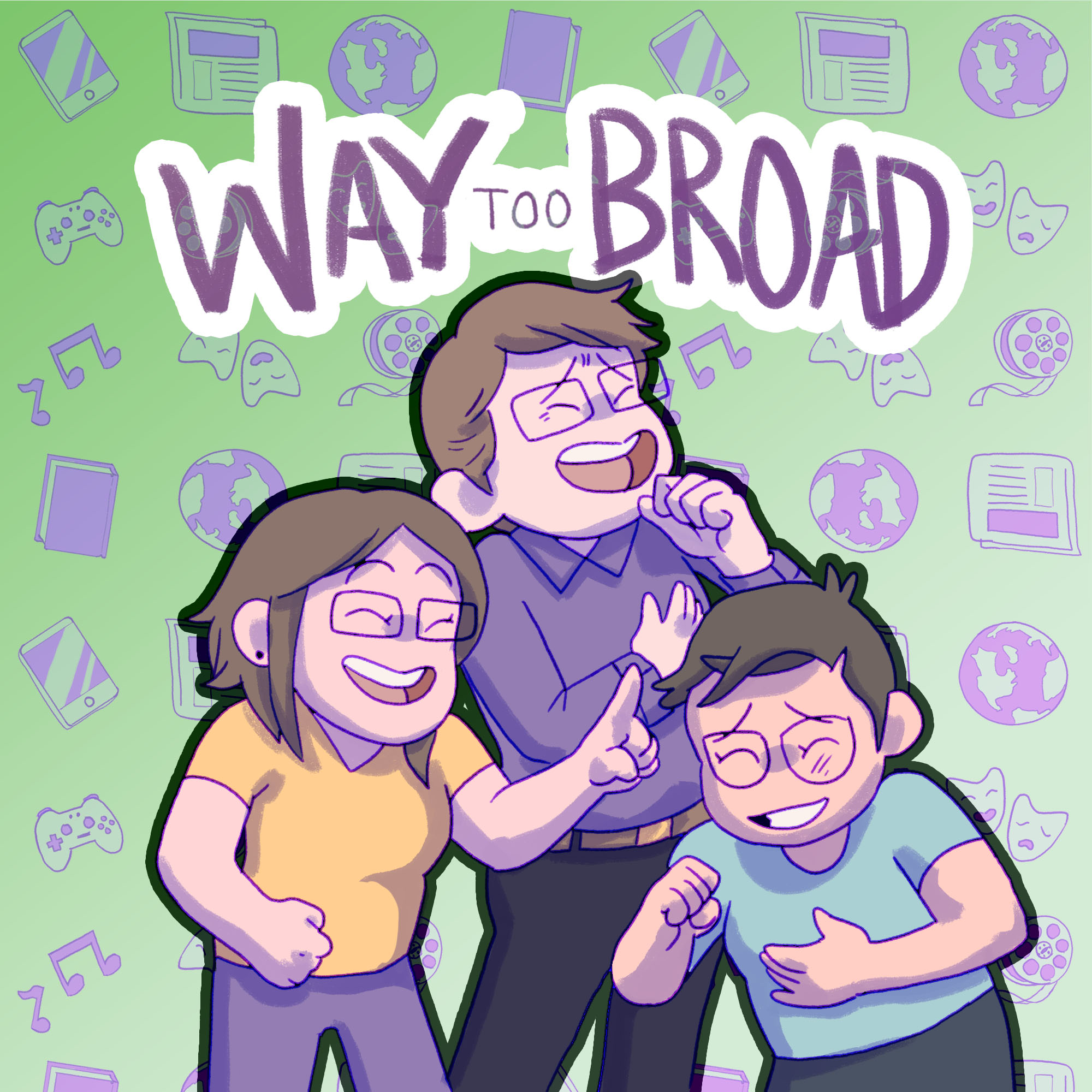 95: Way Too Brief- Way Too Broad Shorty
