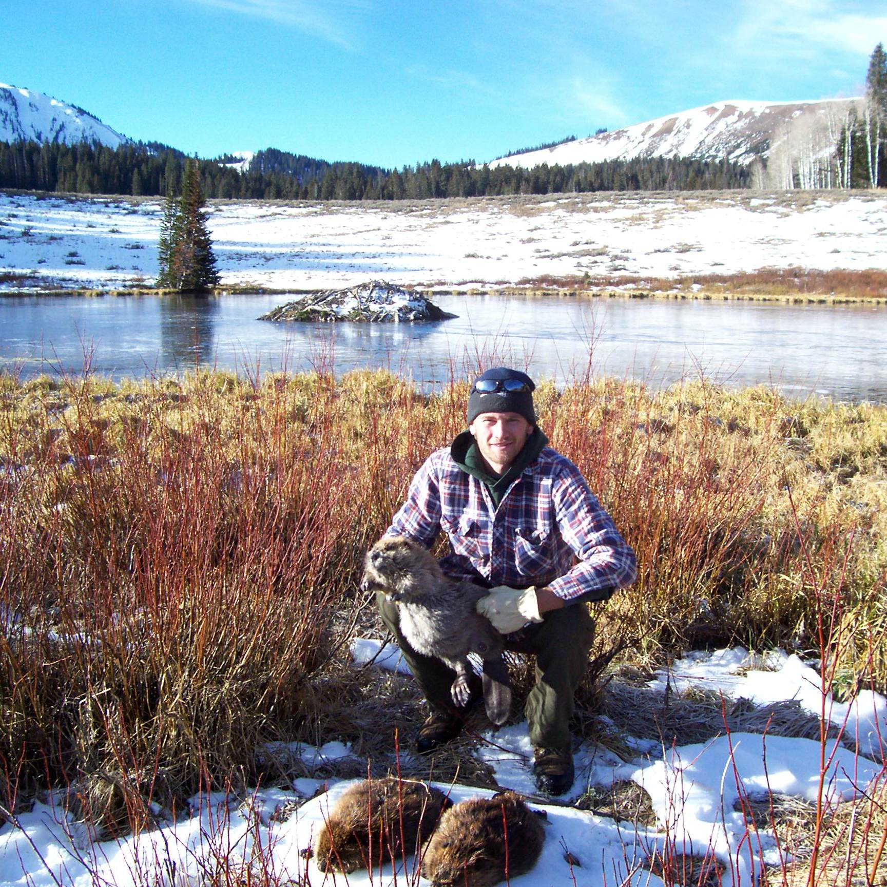 Wyoming Trapper Mike  Podcast Episode 148
