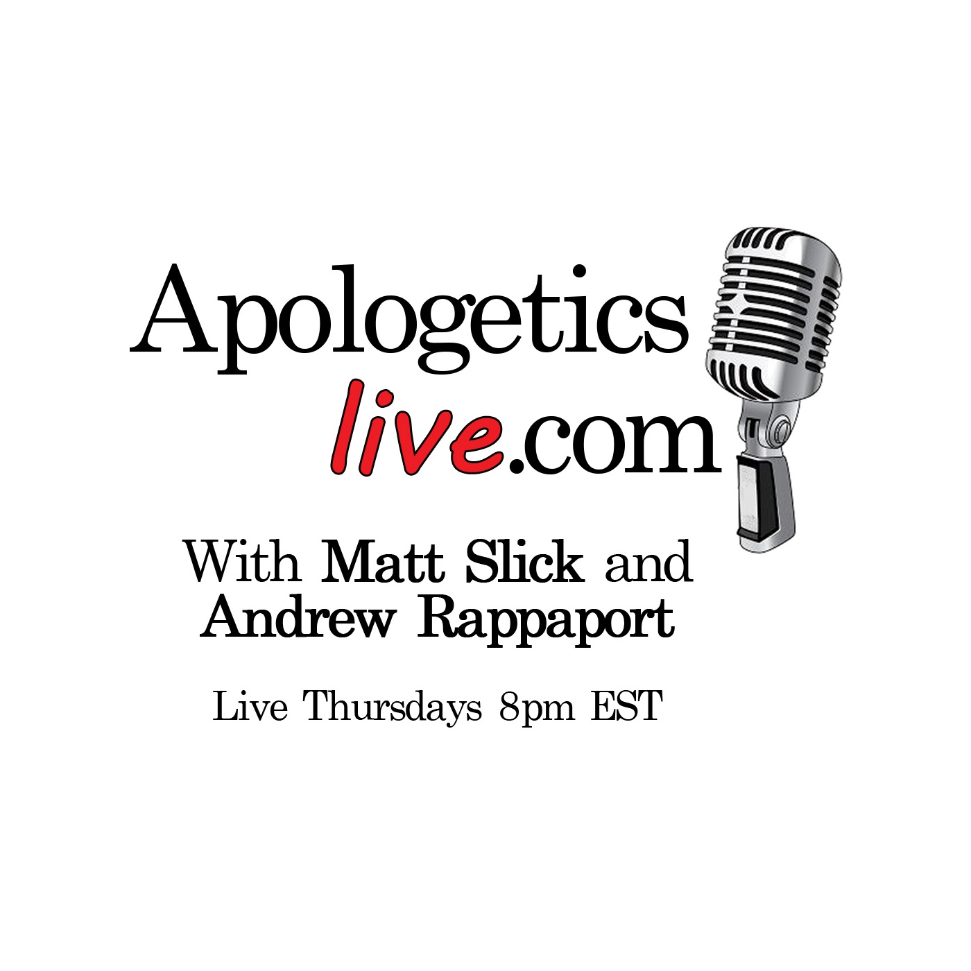 Apologetics Live with Justin Peters