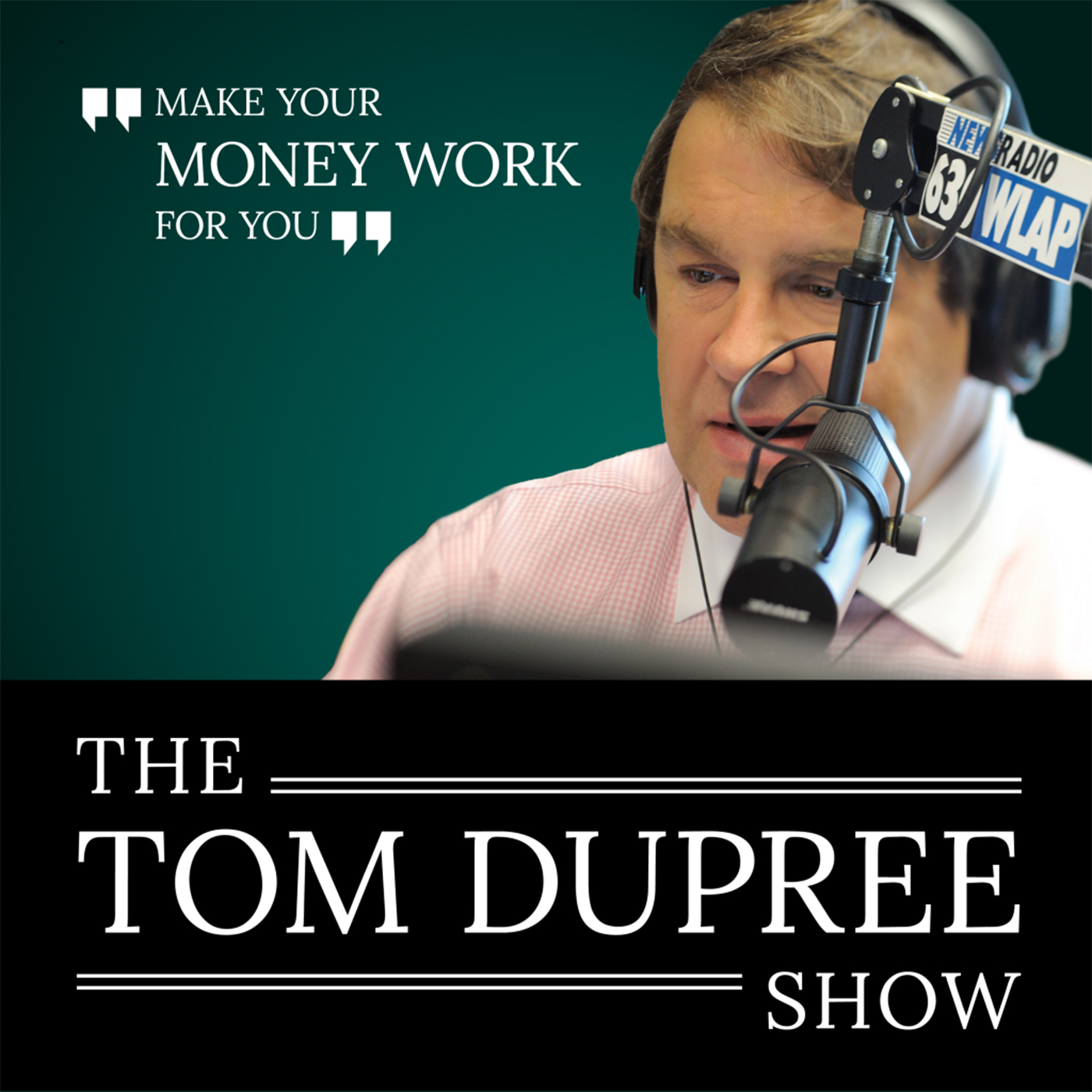The Tom Dupree Show  8-9am  7-20-19