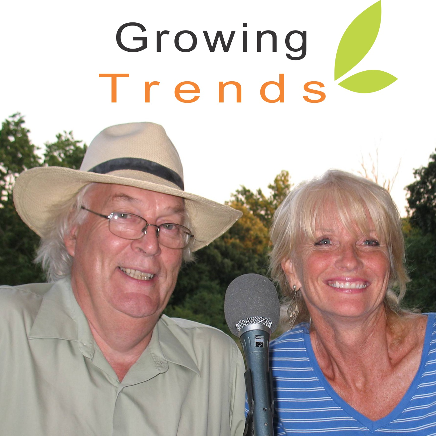 Growing trends new look and our first interview from a visit to China