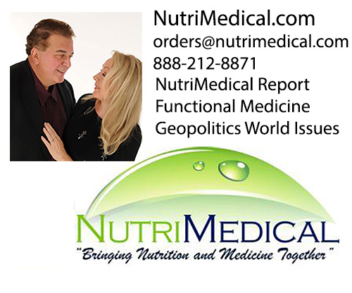 NutriMedical Report Show Friday Aug 16th 2019  Hour One  Firing Line Wellness, Host Michelle, Dr Bill Deagle MD Healing Answers, Protocols NutriMeds Tech,