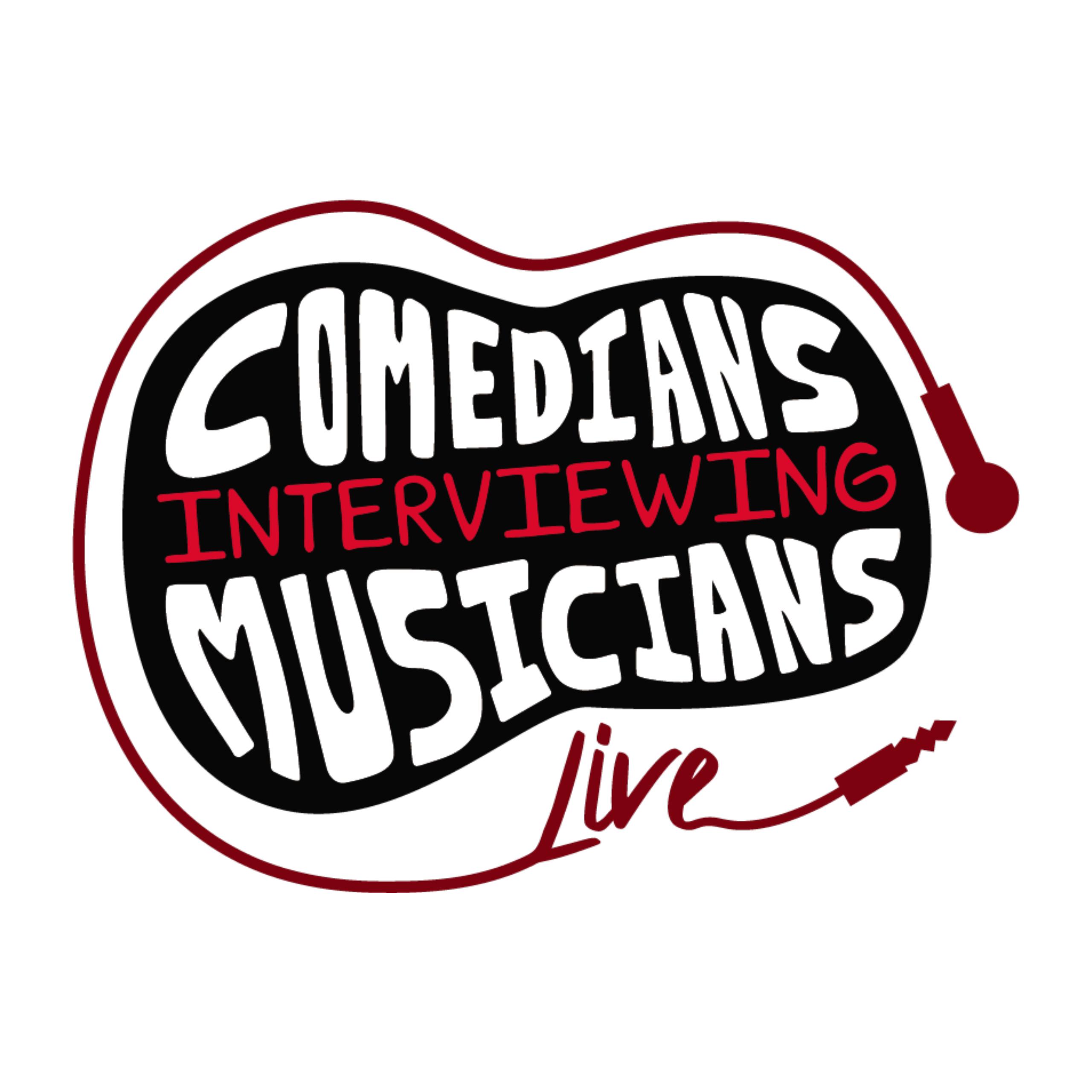 Fair City Fire on Comedians Interviewing Musicians