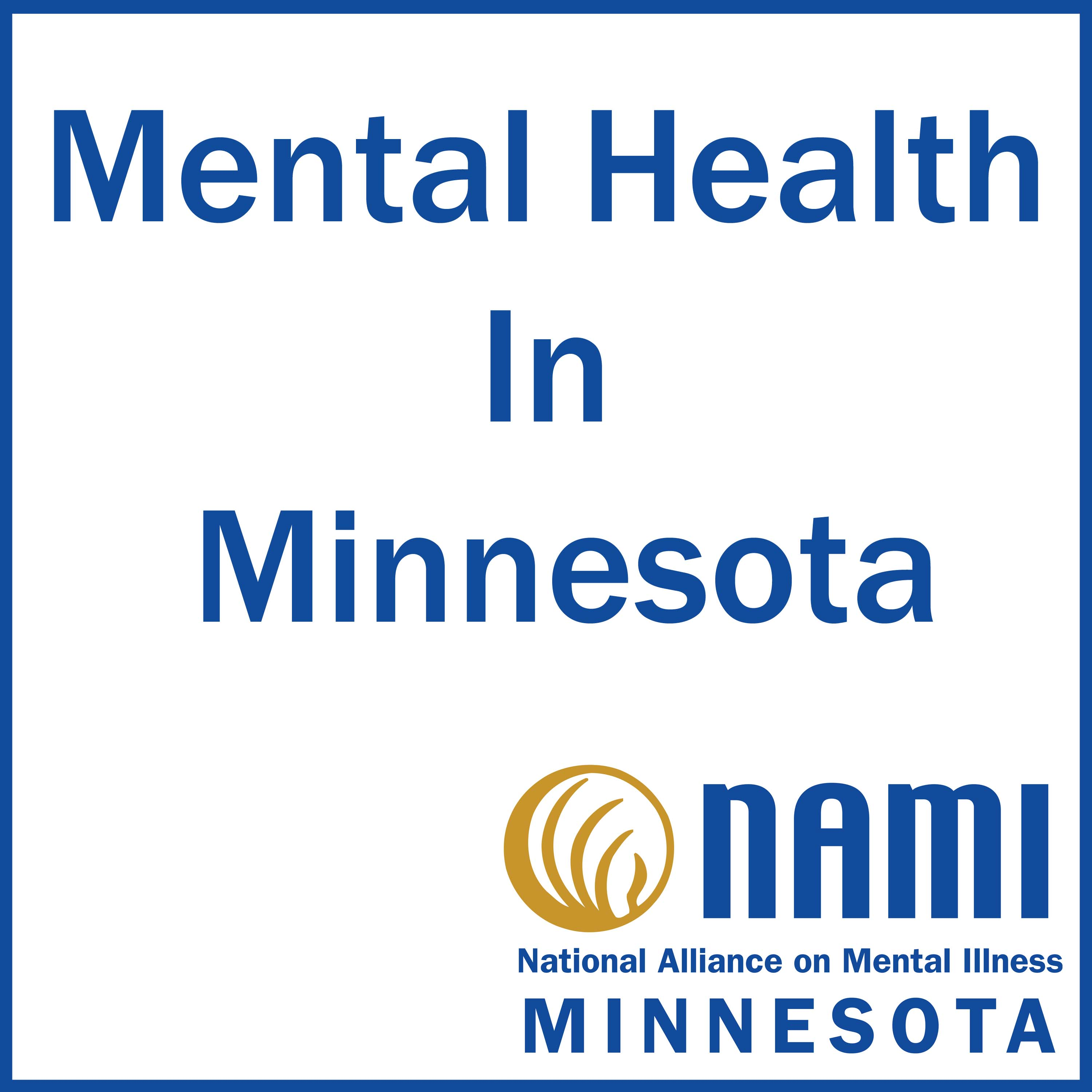 Anxiety in Older Adults, Gray Matters/Older Adults Programming at NAMI Minnesota with Kay King, ep. 27