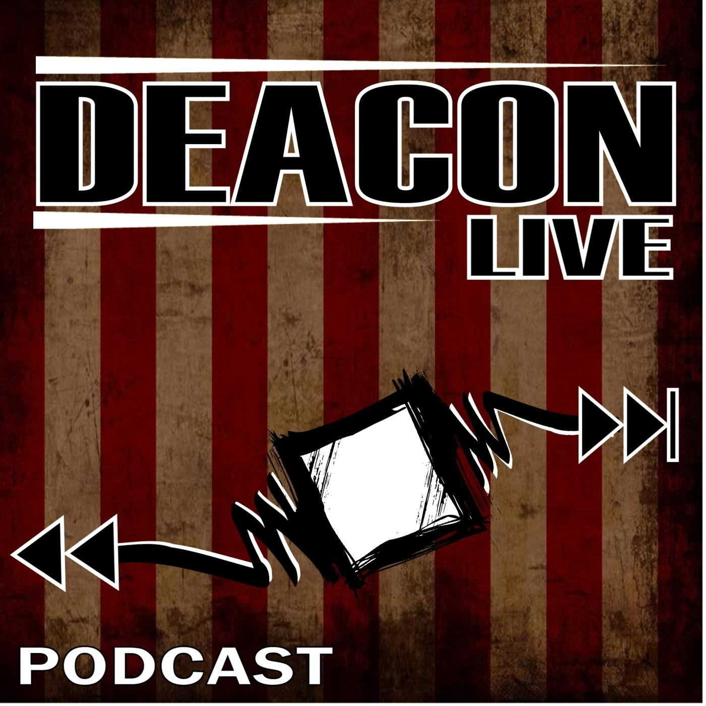 DeaconLive - Essential Moving Parts