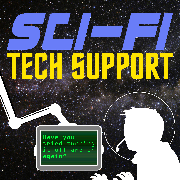 Sci-Fi Tech Support