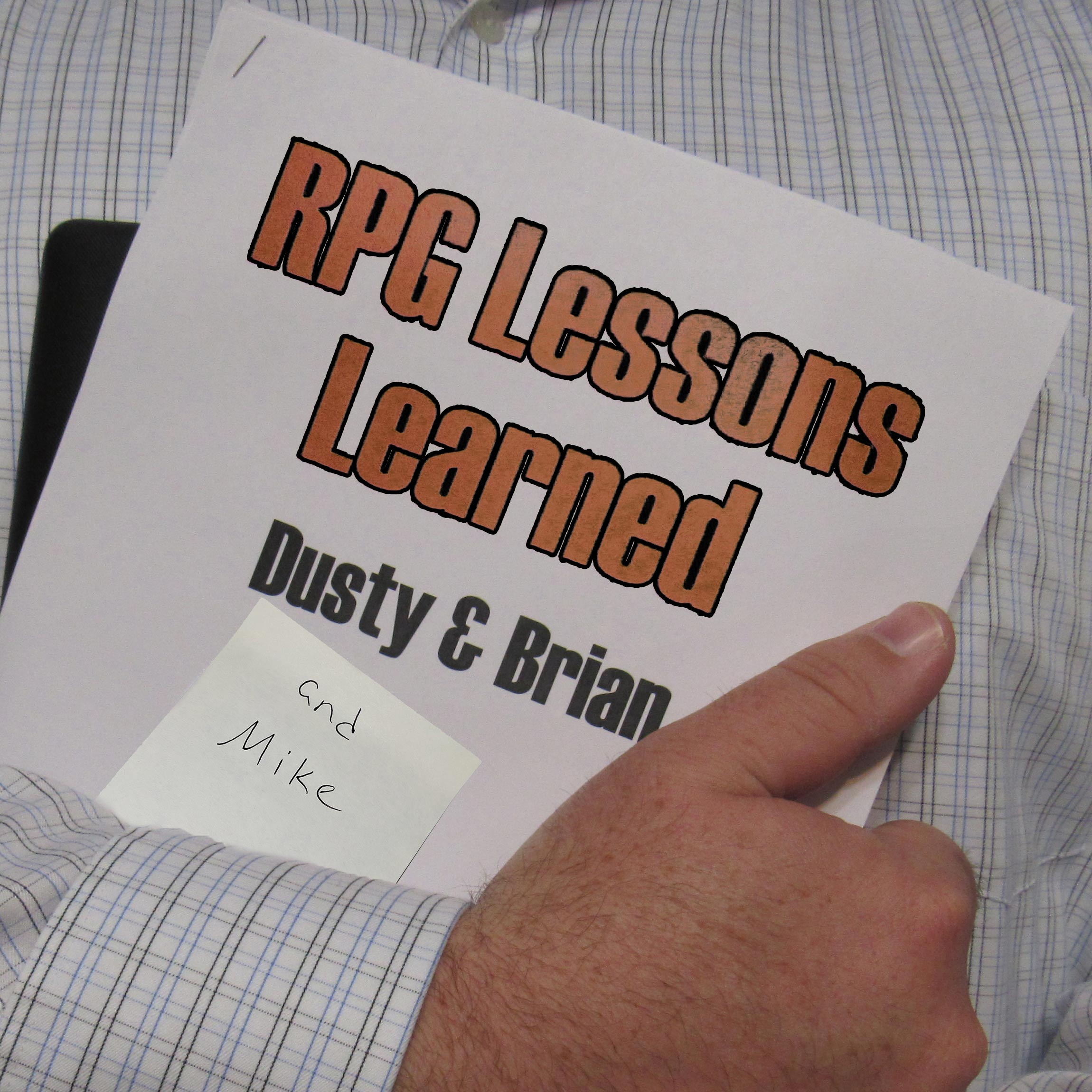 RPG Lessons Learned 096.5  Pause