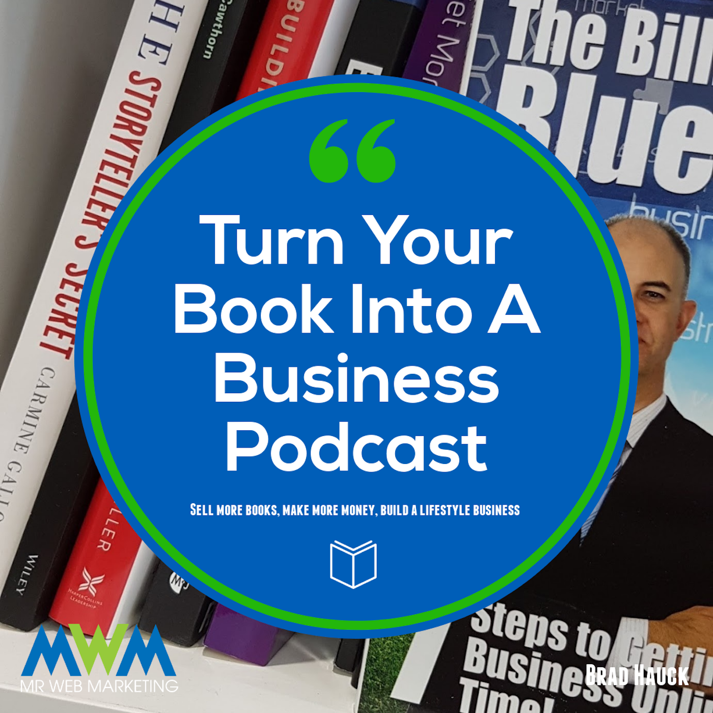 Episode 1: Turn Your Book Into A Business Podcast