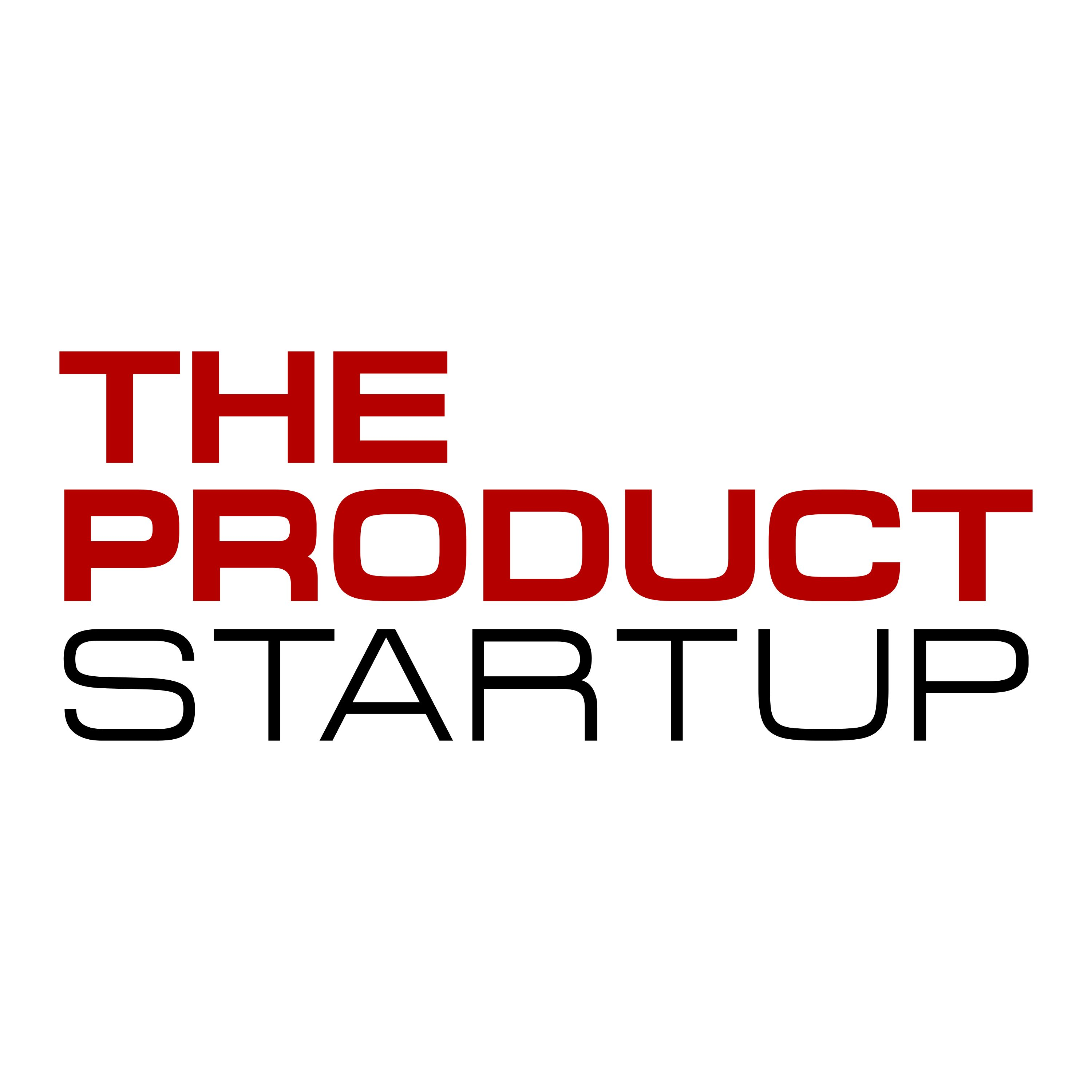The Product Startup: Product development for small business