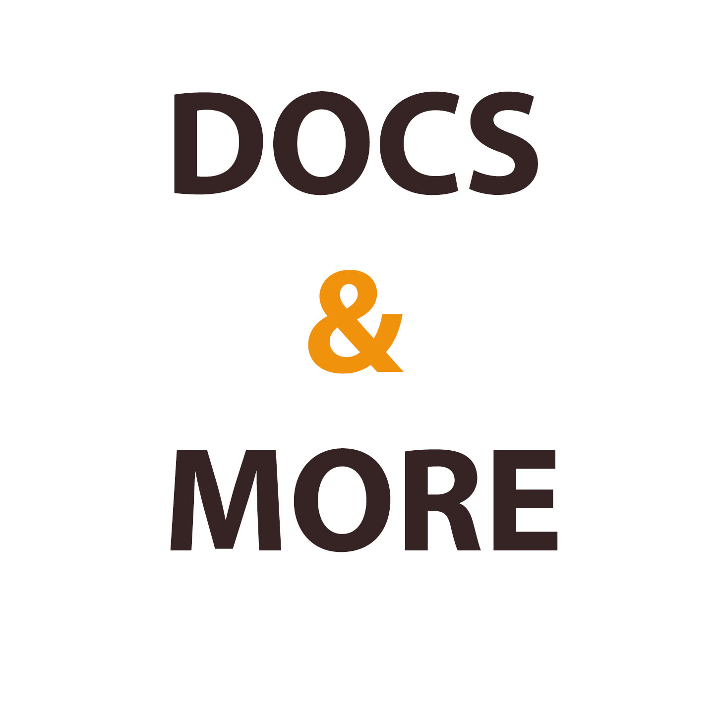 Docs & More: Lucy Parker and Dave Smith