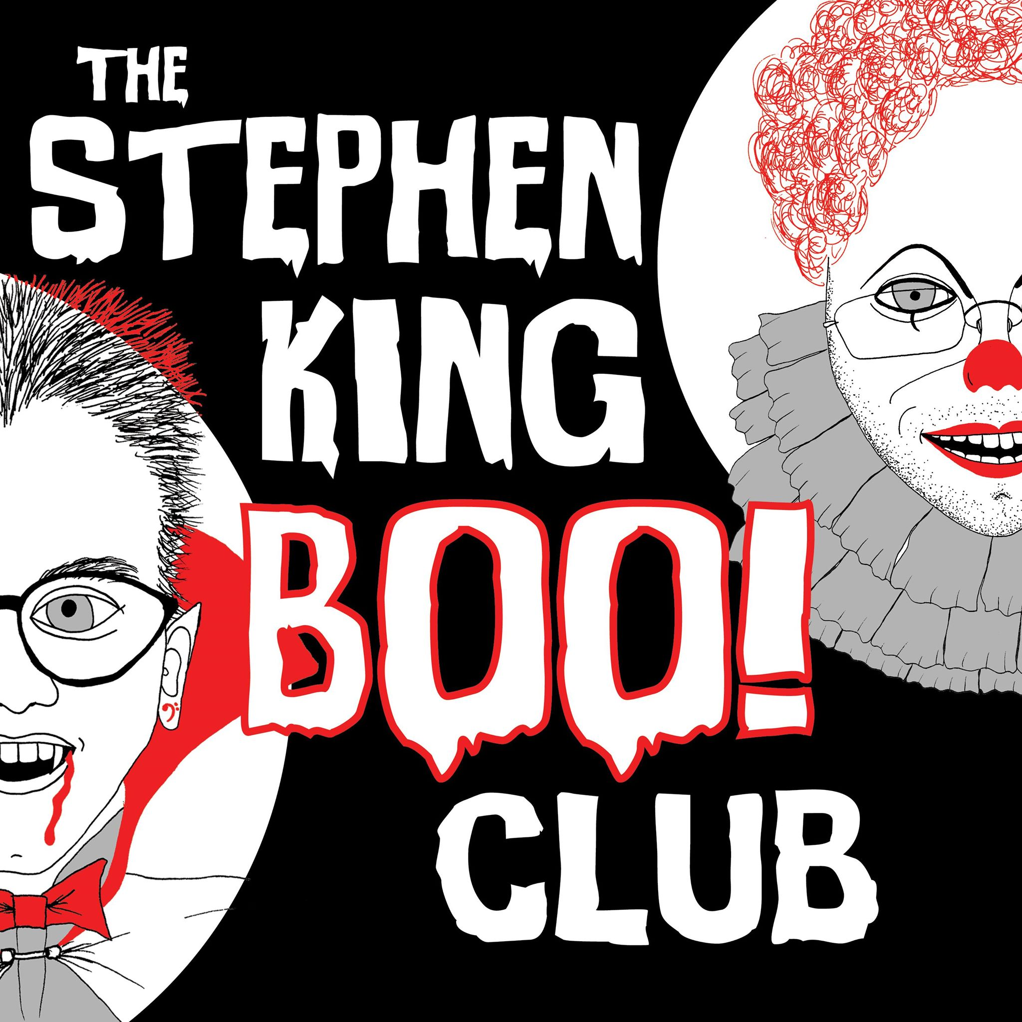 Episode 40B - Serial Killers and Stephen King Fiction