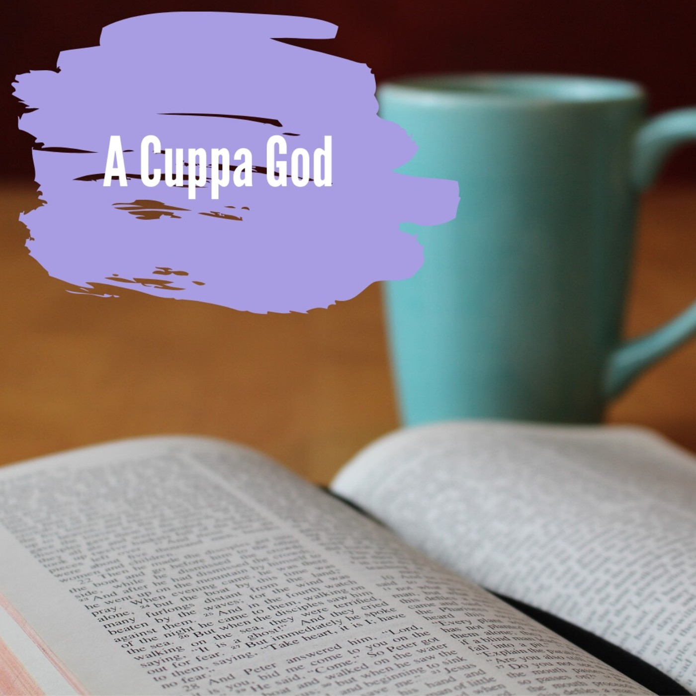 A Cuppa God ep#21 Stepping into light