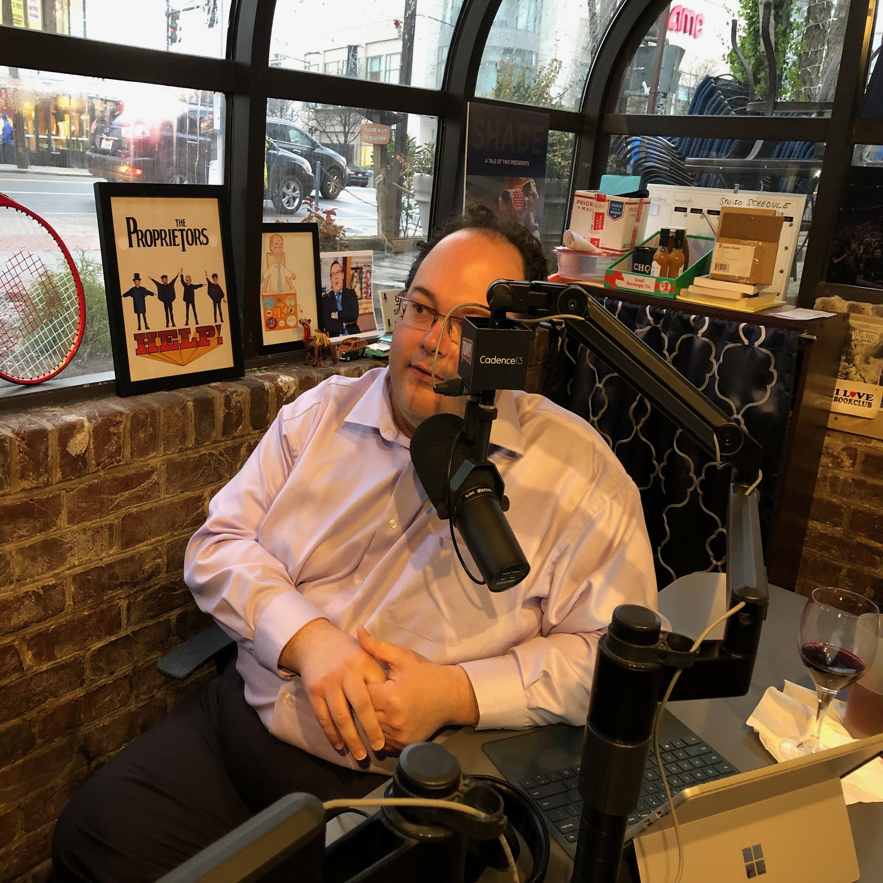 Law & Business Podcast Episode 53: A Plush Toy Client Begins with Consultants