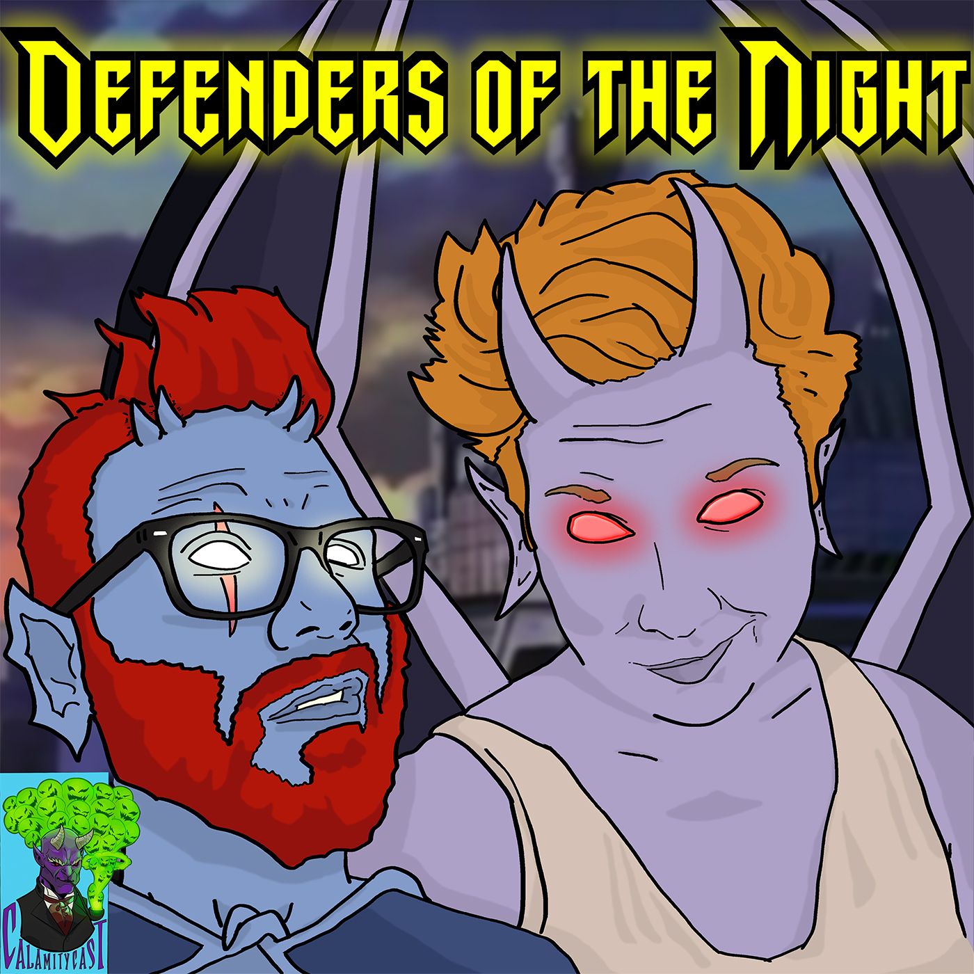 DEFENDERS OF THE NIGHT! Promo 1