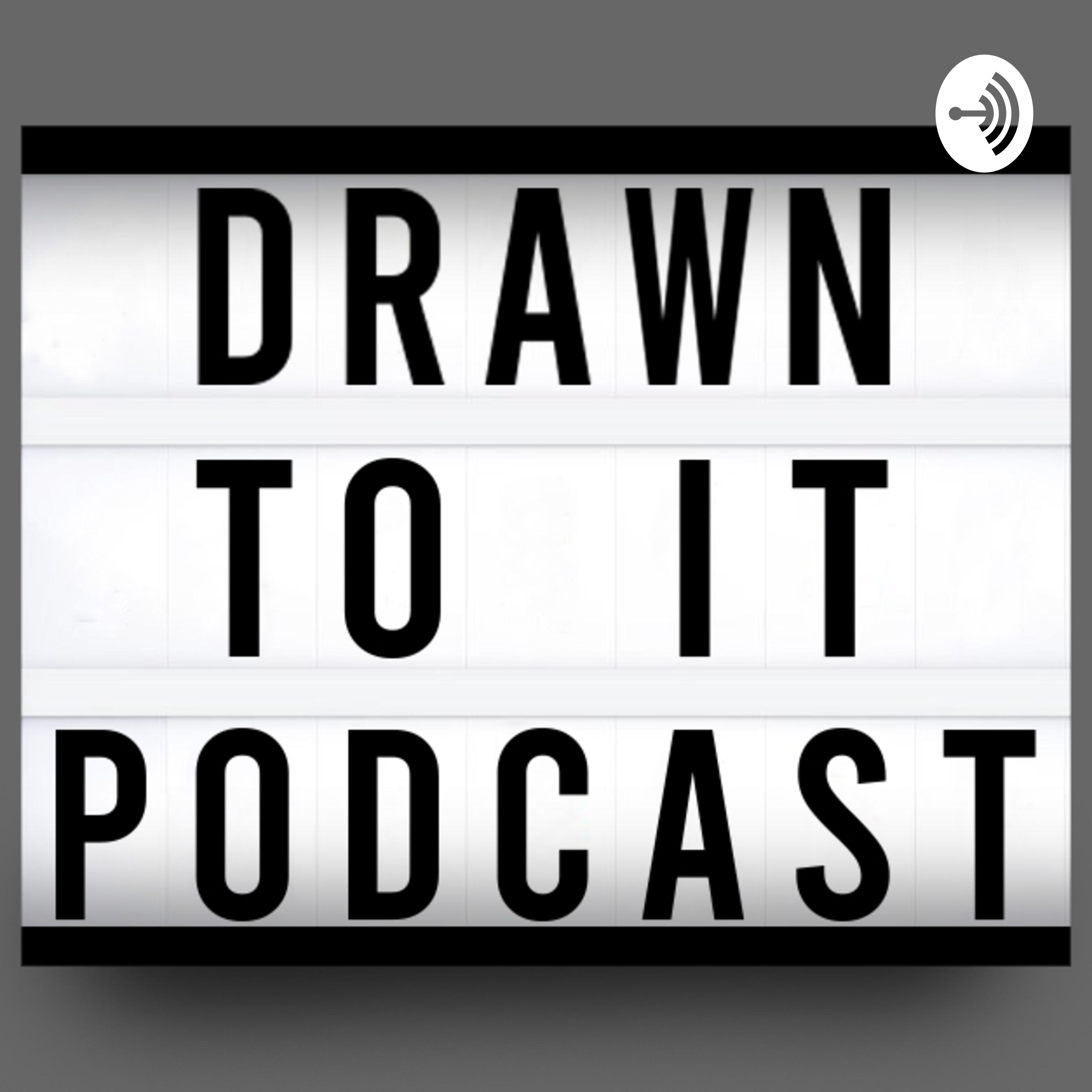 Drawn To IT Podcast - Episode 14 - TRAVIS BLAISE His career casts a very large shadow of accomplishments!
