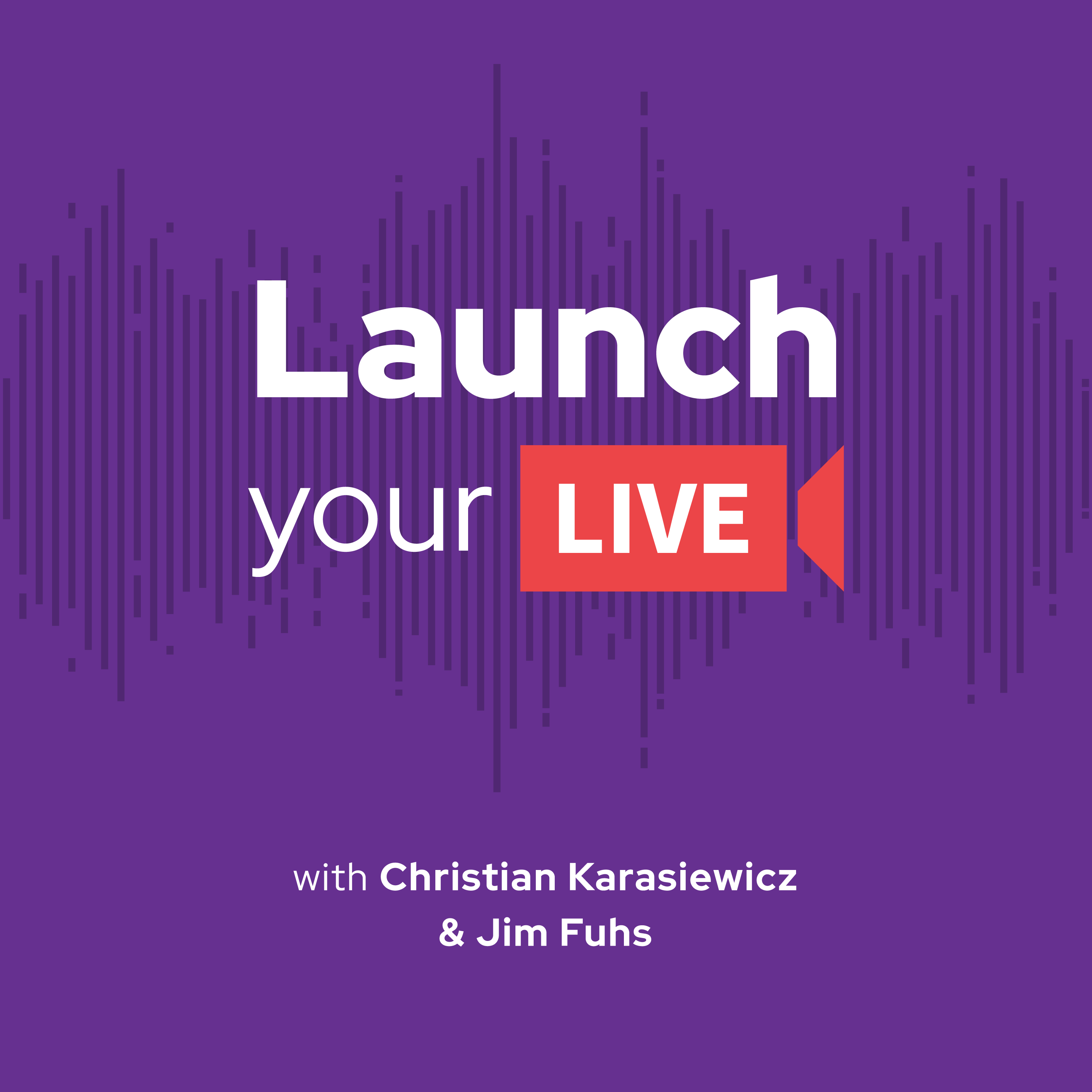 How to Build Your Live Show With Your Existing Audience